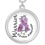 Cystic Fibrosis Warrior 15 Necklace