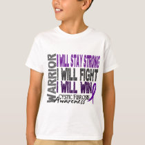 Cystic Fibrosis Warrior T-Shirt