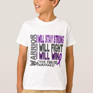 Cystic Fibrosis Warrior T-Shirt