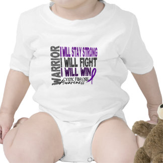 Cystic Fibrosis Warrior T Shirts