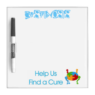 Cystinosis dryeaser/ notes dry erase board