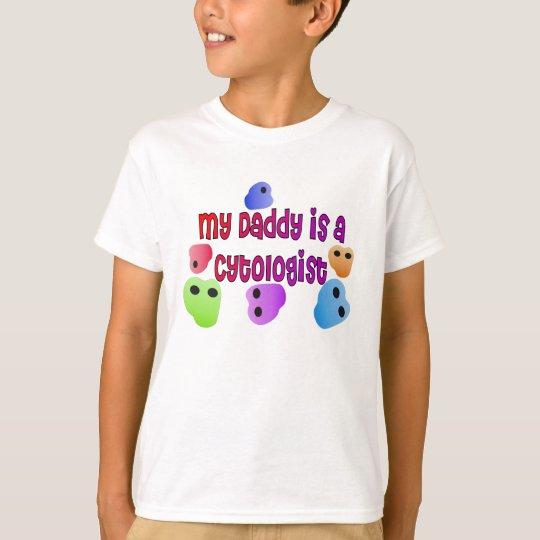 Cytologist  Kids T-Shirts