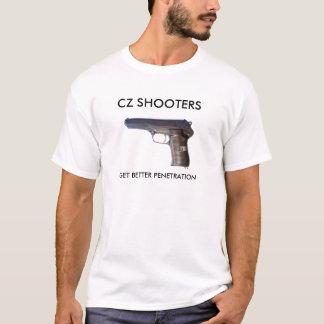 CZ52, CZ SHOOTERS, GET BETTER PENETRATION T-Shirt