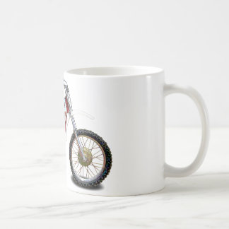 CZ 400 COFFIN TANK. COFFEE MUG