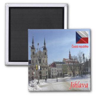 CZ - Czech Republic - Jihlava Magnet