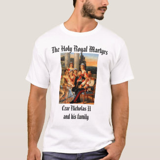 Czar Nicholas II and Family T-Shirt