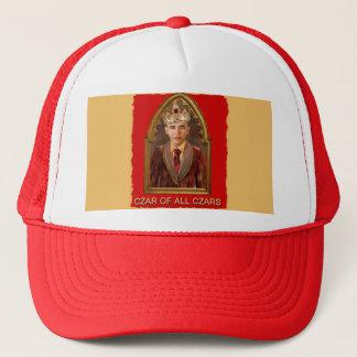 CZAR OF ALL CZARS TRUCKER HAT