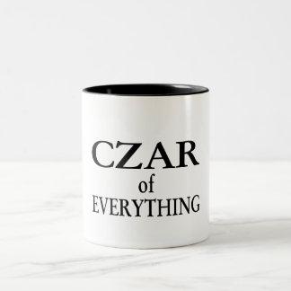 Czar of Everything Coffee Mug