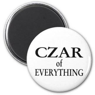 Czar of Everything Refrigerator Magnets