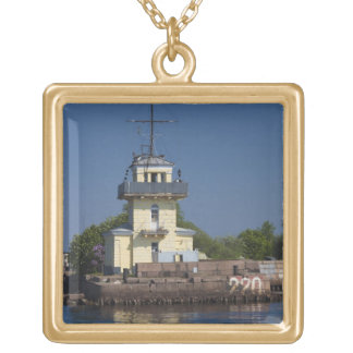 Czar Peter the Greats Naval fortress town Necklaces