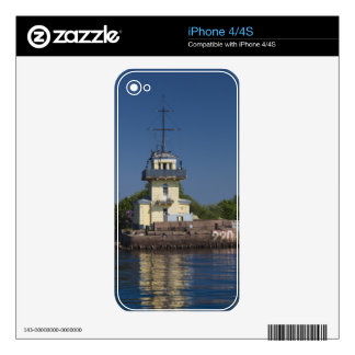 Czar Peter the Greats Naval fortress town Decals For iPhone 4S