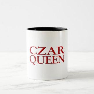 Czar Queen Coffee Mugs
