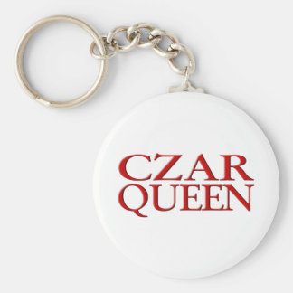 Czar Queen Key Chain