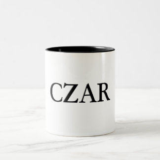 Czar Two-Tone Coffee Mug