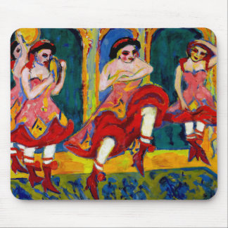 Czardas Dancers by Kirchner Mouse Pad