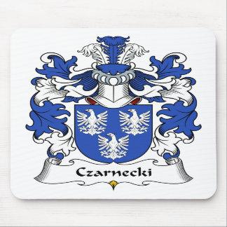 Czarnecki Family Crest Mouse Mat