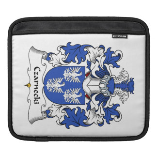 Czarnecki Family Crest Sleeve For iPads