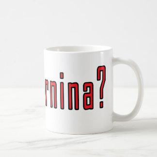 ¿czarnina conseguido? taza de café
