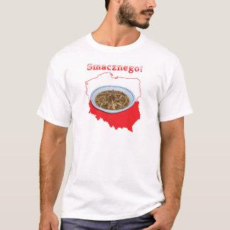 Czarnina Smacznego Polish Map T-Shirt
