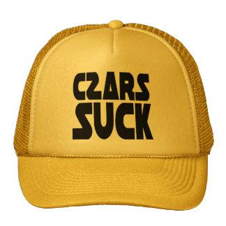 Czars Suck Trucker Hat