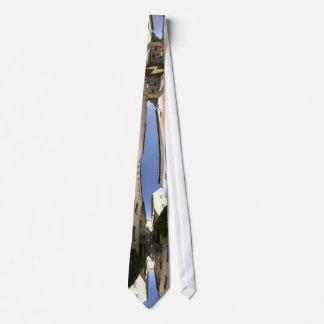 Czech Alley Mirrored Neck Tie