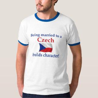Czech Builds Character T-Shirt