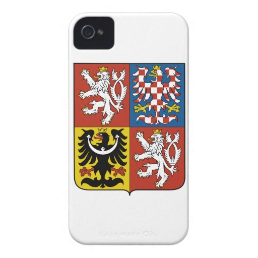 Czech Coat Of Arms Blackberry Bold Case
