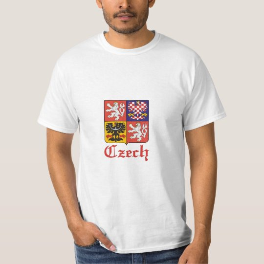 Czech Crest / Shield Shirt / Czechoslovakia