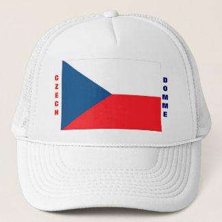 CZECH DOMME TRUCKER HAT