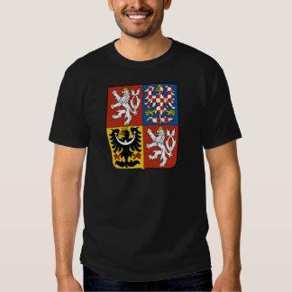 czech emblem tee shirts