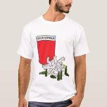 Czech Emblem w/ Lion T-Shirt