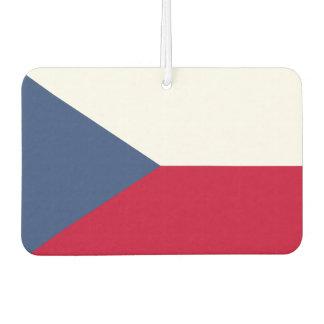 Czech Flag Car Air Freshener