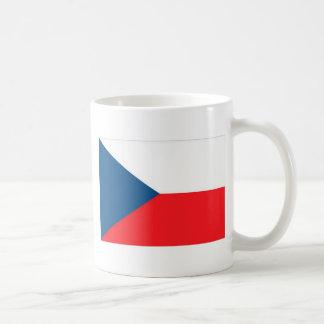 CZECH FLAG COFFEE MUG