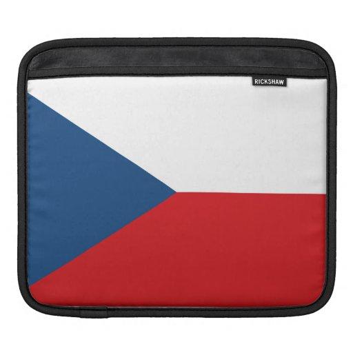 Czech Flag iPad Sleeves
