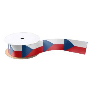 Czech flag ribbon