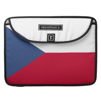 Czech Flag Sleeves For MacBooks