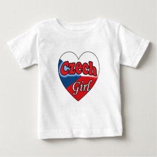 Czech Girl Baby T-Shirt
