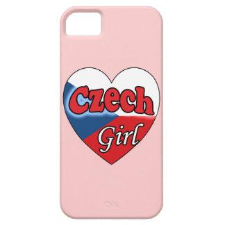 Czech Girl iPhone 5 Case