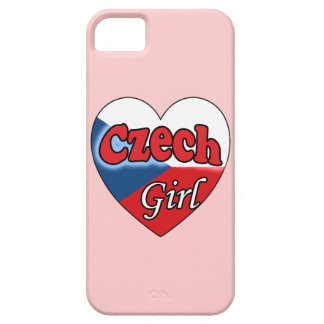 Czech Girl iPhone SE/5/5s Case