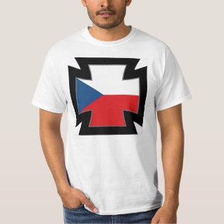 Czech Iron Cross Shirts