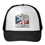 Czech Lion Coat of Arms Flag Hat