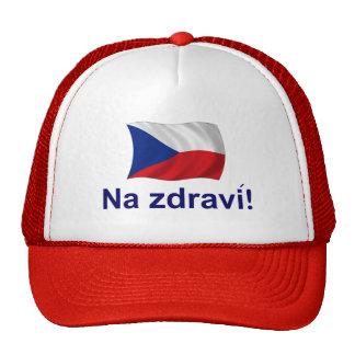 Czech Na jdravi! Trucker Hat