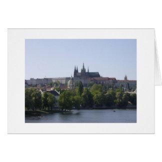 Czech Off the Beaten Path Greeting Card