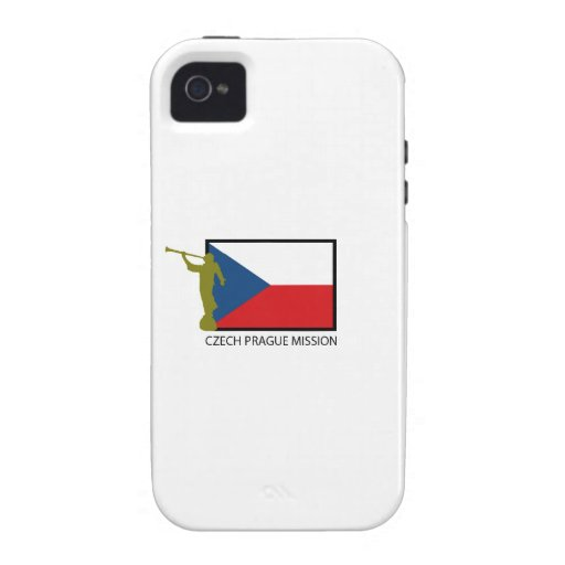 CZECH PRAGUE MISSION LDS CTR VIBE iPhone 4 COVERS