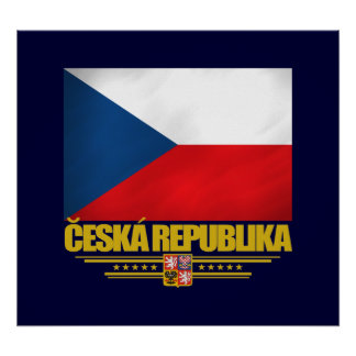 Czech Pride Poster