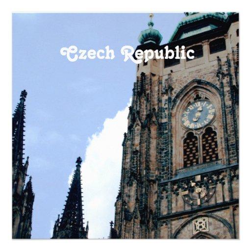 Czech Republic Architecture Announcement