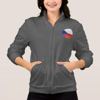Czech Republic Bubble Flag Jacket