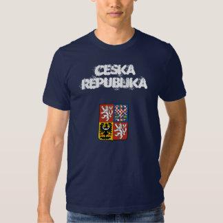 Czech Republic Ceska Republika with coat of arms Shirt