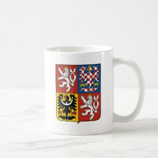 Czech Republic Coat of arms CZ Coffee Mug