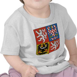 Czech Republic Coat of Arms Shirt
